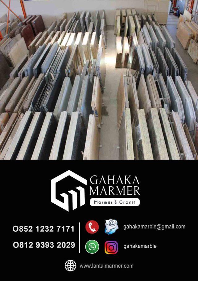 supplier marmer jakarta utara